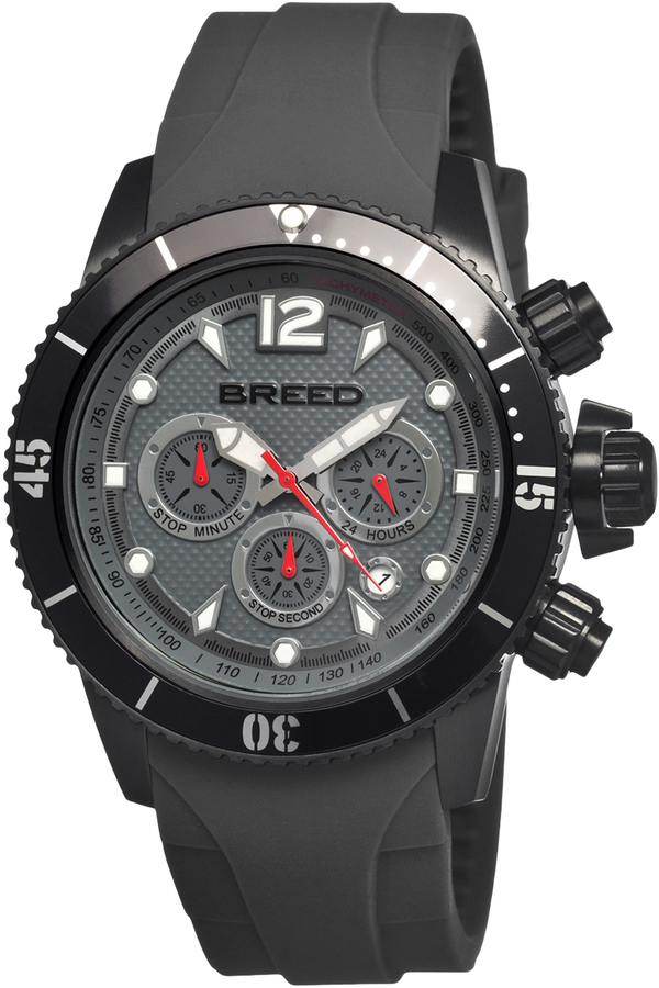 Breed Men's Salvatore Single Time Zone Watch