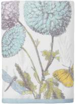 Enchanted Garden Printed Bath Towel