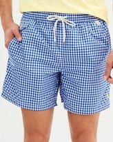 Polo Ralph Lauren Gingham Traveller Swim Shorts