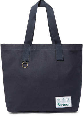 Barbour White Label White Label Cotton-Canvas Tote Bag