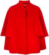 Gianluca Capannolo cropped sleeves flared jacket