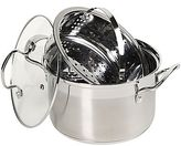 JCPenney CLOSEOUT! BellaTM 4-qt. Stainless Steel Personal Multi Stock Pot