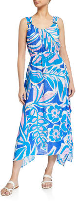 Emilio Pucci Sleeveless Long Dress