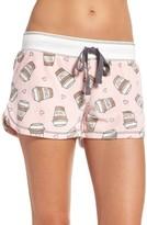 PJ Salvage Women's Velour Shorts
