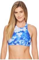 Speedo High Neck Top Women's Swimwear