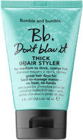 Bumble and Bumble Bb. Don't Blow It Thick (H)air Styler