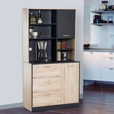 "Bronx Arlen 67"" Kitchen Pantry Ivy"