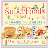 Bed Bath & Beyond SuperFoods Book for Babies and Children