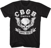 CBGB Mens Ceebgeeb T-Shirt, Size:, Color:
