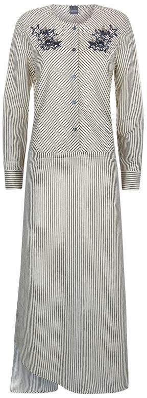 Lorena Antoniazzi Star Embellished Maxi Dress