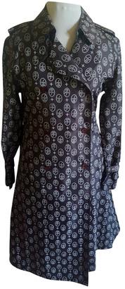 JC de CASTELBAJAC Brown Synthetic Trench coats