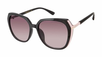 U.S. Polo Assn. U.S. Polo Association Women's PA5040 OXRS Non Polarized Butterfly Sunglasses