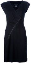 Marc by Marc Jacobs wrap zip dress
