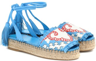 Valentino Exclusive to Mytheresa espadrille sandals