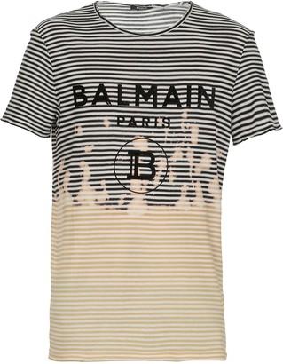 Balmain Stripes T-shirt