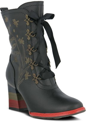 Spring Step L'Artiste by Leather Boots - Juliette