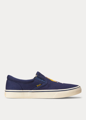 Ralph Lauren Thompson CP-93 Bear Sneaker