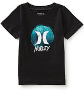 Hurley Baby Boys 12-24 Months Dawn of Surf Graphic Tee