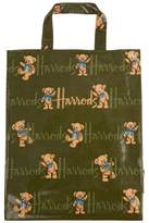 Harrods Medium Rufus Bear Shopper Bag