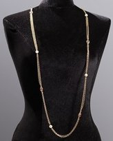 Beaded Wrap Necklace