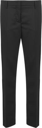 Prada Straight Leg Cropped Trousers