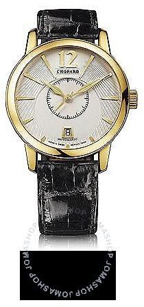 Chopard L.U.C. Classic Twin Automatic 18 kt Yellow Gold Men's Watch