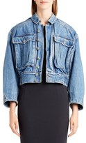 Dolce & Gabbana Women's Oversize Denim Jacket