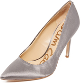 Sam Edelman Hazel Satin Pumps