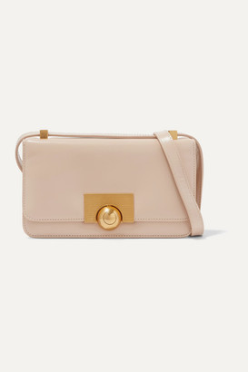 Bottega Veneta Classic Mini Leather Shoulder Bag - Blush
