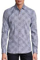 Robert Graham Conan Printed Casual Button-Down Shirt