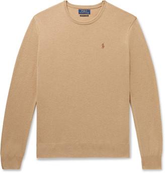 Polo Ralph Lauren Melange Cashmere Sweater