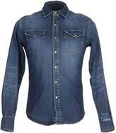 (+) People + PEOPLE Denim shirts - Item 42473450