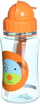 Skip Hop Zoo Straw Bottle, 12 oz, Darby