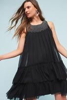 Love Sam Lulie Silk Swing Dress