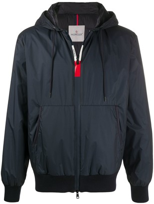 Moncler Hooded Jacket