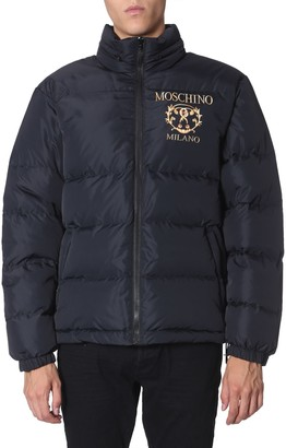 Moschino Short Down Jacket