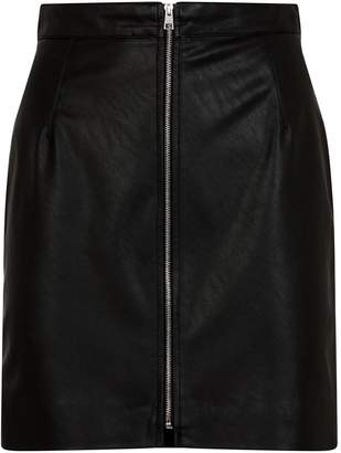 Pinko Zip-Up Skirt
