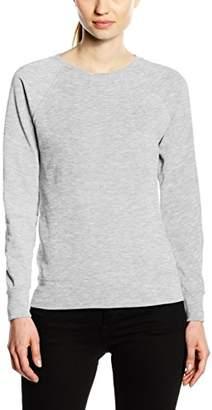 Fruit of the Loom Women's Raglan Lightweight Sweater,10 (Manufacturer Size:Small)