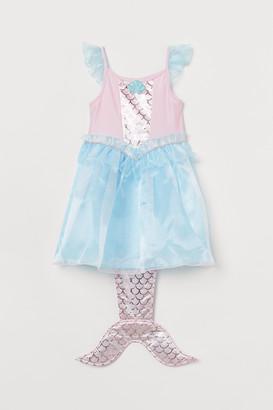 H&M Mermaid fancy dress costume