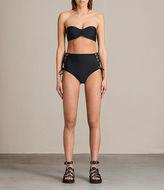 AllSaints Lazo High Bikini Bottom