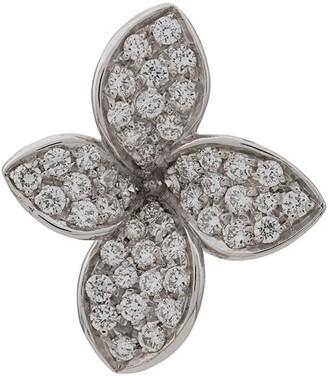 Pasquale Bruni 18kt white gold Petit Garden diamond studs