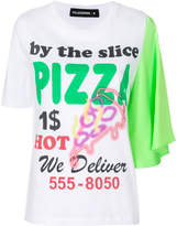 Filles a papa Pizza T-shirt