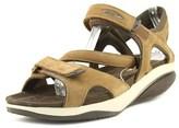 MBT Katika Women Open-toe Synthetic Brown Sport Sandal.