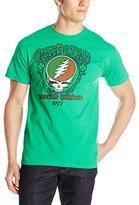 Liquid Blue Men's Grateful Dead Shamrock T-Shirt