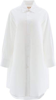 Marni Maxi Shirt Dress