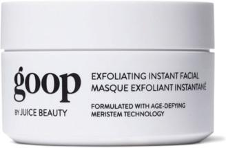 Goop Exfoliating Instant Facial 50ml