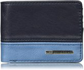 Billabong Bi-fold Wallet with CC, Note and Coin Pockets ~ Dimension
