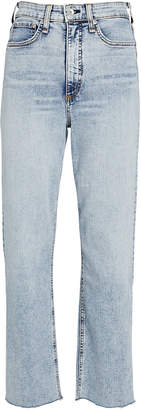 Rag & Bone Jane High-Rise Straigh-Leg Jeans
