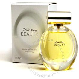 Calvin Klein Beauty by EDP Spray 1.0 oz (w)