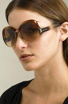 'Marcella' Dégradé Sunglasses